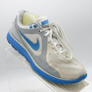 Nike Air Max Run Lite 5 Women's GrayNeonPink Running Shoes